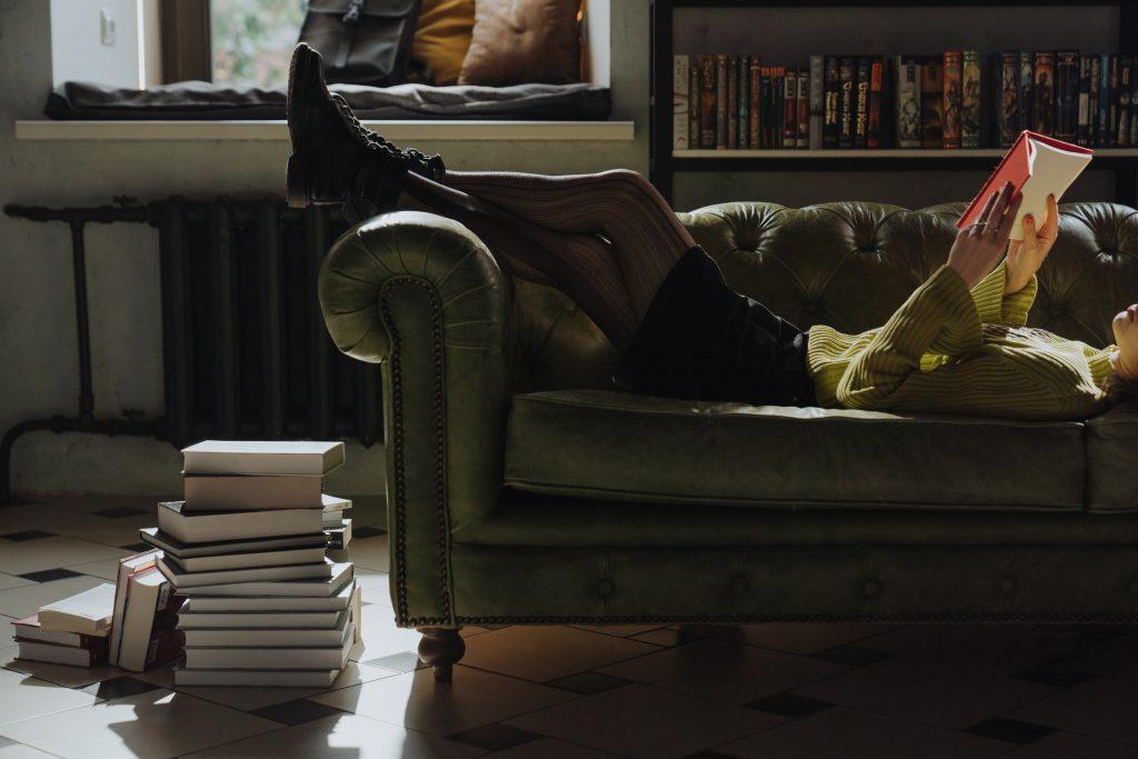 Le canapé Chesterfield